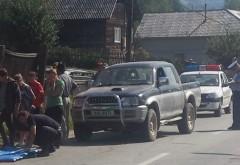 Accident in Prahova, la Sotrile/ Un sofer a lovit 3 pietoni si a fugit de la locul faptei! Unde l-au gasit politistii