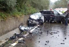 Accident GRAV pe DN1, la Breaza: Un sofer a ramas incarcerat