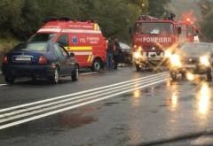 Accident pe DN1, la Gorgota