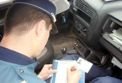 81 de soferi au ramas fara permis, in ultimele 5 zile, in Prahova