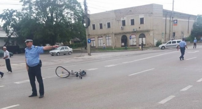 Biciclistii prahoveni, la control! Politistii au aplicat amenzi record