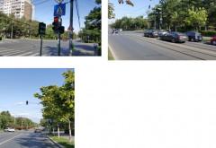 Trei semafoare importante din Ploiesti, repuse in functiune dupa multa vreme