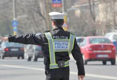 ATENŢIE, ŞOFERI! Poliţiştii locali nu mai au voie să legitimeze şi să amendeze şoferii în trafic