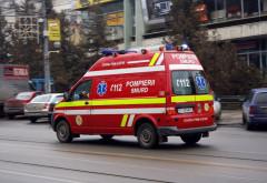 Accident la Fulga. Un căruţaş este grav rănit