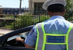 Atentie, soferi! Politistii locali POT amenda oprirea, parcarea, stationarea si accesul interzis