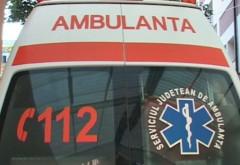 Accident grav în Ploieşti. Mamă cu doi copii, la spital, după ce au fost loviţi pe o trecere de pietoni de un şofer băut