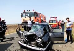 Accident la Tatarani, soldat cu doua victime