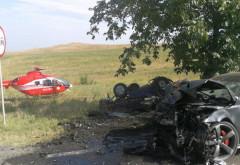 Accident MORTAL in Prahova, in comuna Baba Ana