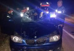 Tanarul implicat in accidentul de la Manesti a decedat la spital