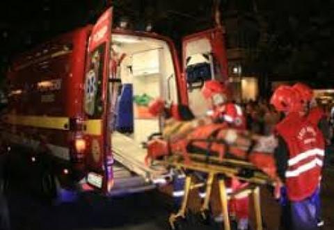 Accident in Ploiesti, langa spitalul Schuller