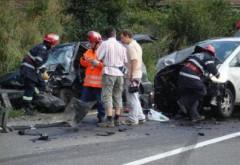 Accident pe DN 1, langa gara din Sinaia. O victima