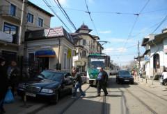 O importantă stradă din centrul Ploieştiului ar putea fi închisă complet pentru circulaţia rutieră