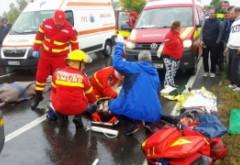 Trafic BLOCAT pe DN1 în urma unui accident GRAV. O femeie a murit după ce a fost lovită de un tir /UPDATE