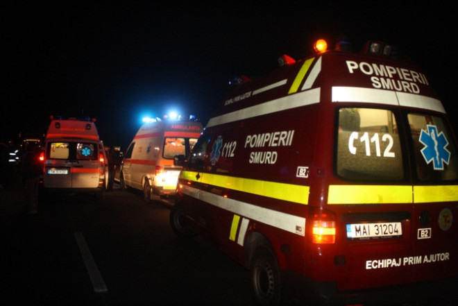 Accident grav in Boldesti. Un pieton a fost spulberat de masina