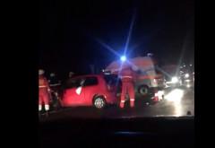 VIDEO exclusiv/ Accident pe DN 1, la Gorgota. O victima