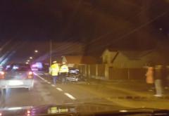 Accident grav la Bărcănești! O femeie a decedat-FOTO+VIDEO