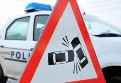 Accident rutier la Bucov. O femeie a fost lovita de masina