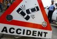GRAV ACCIDENT rutier, cu 4 VICTIME, între care 3 copii, pe DN1