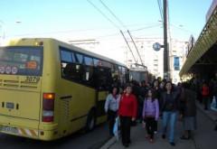 Cum vor circula autobuzele din Ploiesti, de Craciun si Revelion