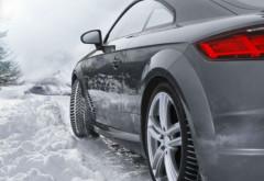 Apel de ultima ora al politistilor prahoveni: Conduceti cu ATENTIE pe timp de ninsoare!