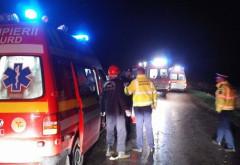 Accident mortal pe DN 1, la Nistoresti. Un pieton a fost spulberat de masina
