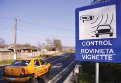 Şoferii care circulă fără rovinietă scapă de amendă, în anumite condiţii