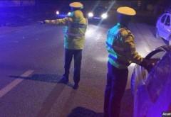 """POLIȚIST DROGAT la volan. A fost oprit în trafic pentru că era """"euforic"""""""