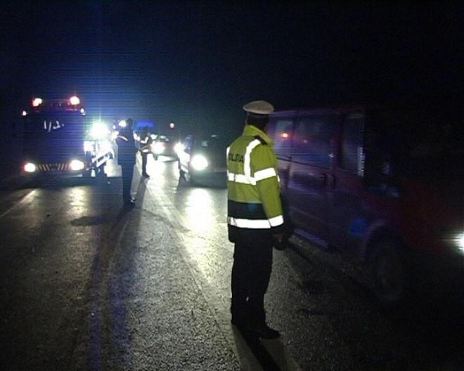 Accident grav pe DN 1, la intersectia cu Paulesti. O tanara insarcinata, transportata de urgenta la spital