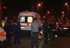 Accident in Boldesti Scaeni. Pieton in stare grava, dupa ce a fost spulberat de masina