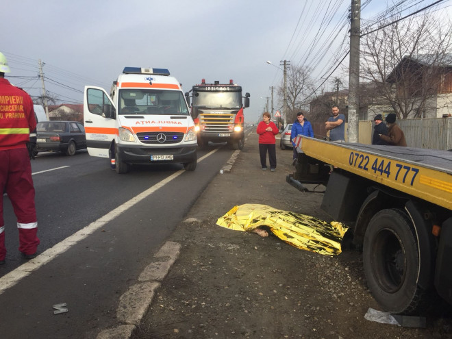 Accident mortal in Prahova, la Bobolia