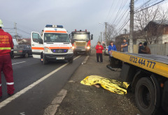 Accident mortal in Prahova, la Bobolia