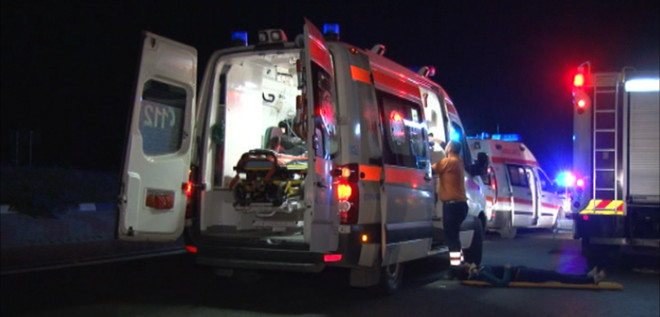Femeie lovita de masina in Ploiesti, pe strada Malu Rosu