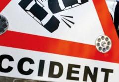 Accident cu doua masini pe DN 1, la iesire din Azuga. Mai multe victime
