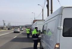 Transportatorii în atenția polițiștilor locali