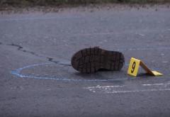 Accident in comuna Rafov, la Moara Domneasca. O fetita de 7 ani a fost lovita de masina