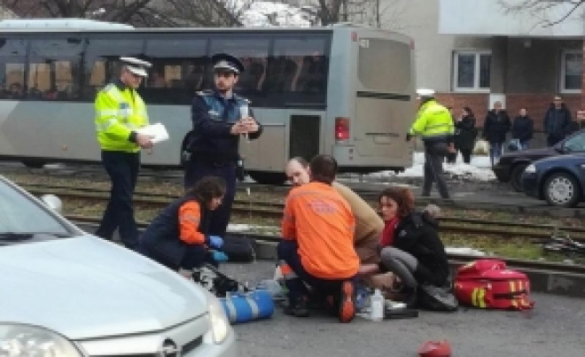 Un polițist beat A UCIS un bărbat, pe trecerea de pietoni - IMAGINI ȘOCANTE