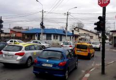 Se asfalteaza in zona Cioceanu. Traficul este ingreunat
