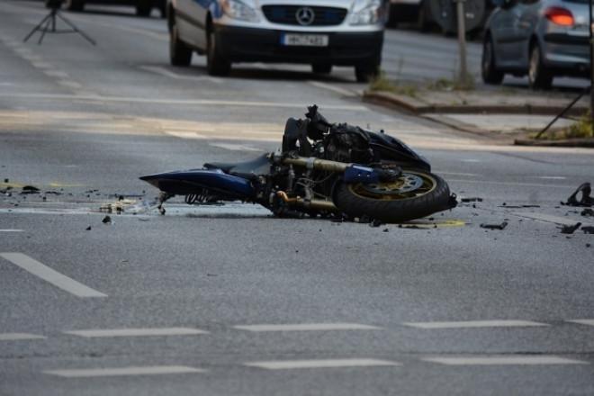 Accident mortal. Un motociclist a fost omorât de un șofer neatent