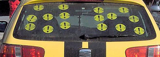 O conducătoarea auto cu permis de două săptămâni a lovit cu maşina trei elevi, în Sinaia. Vezi cum s-a întâmplat