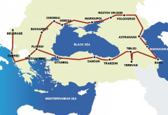 Cea mai lungă autostradă din Europa va trece prin ROMÂNIA