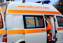Barbat lovit de autobuz pe strada Cantacuzino