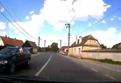 Cum poti sa mori nevinovat sau cum arată un șofer inconștient pe străzile din România? Cam așa… | VIDEO