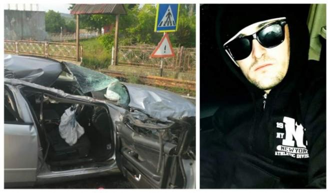 """Mesajul cutremurător postat pe Facebook de Alexandru, tânărul care a murit în cumplitul accident din Constanţa: """"Dacă viteza mă va omorî într-o zi, să nu plângeți pentru că eu zâmbeam"""""""