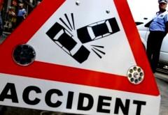 Accident in Ploiesti, in giratoriul de la AFI. O victima