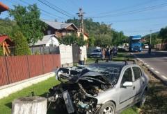 Accident GRAV in Maneciu. Un copil, in COMA
