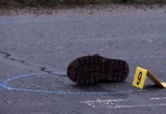 Accident pe DN1, zona Bisericii Calatorului. Pieton lovit mortal de o masina