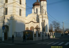 Accident in Ploiesti, langa biserica Sf. Vineri. O femeie a fost lovita pe trecere