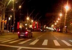 Politistii opresc masini in zona Omnia. Un sofer a fugit de la fata locului, dupa ce a fost tras pe dreapta