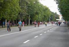 Bulevardul Castanilor va fi INCHIS circulatiei, pe 1 iunie