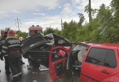 Tragedie in Prahova, la Magurele! Trei persoane au murit intr-un accident pe drumul spre Baltesti